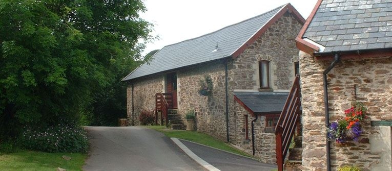 Riscombe Cottages